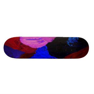 Untitled Creation Skate Board Deck