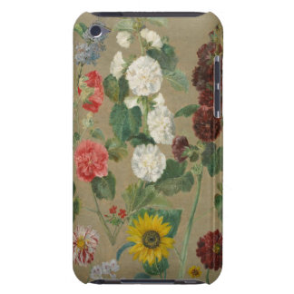 Untitled (Flowers) (oil on board) iPod Touch Case-Mate Case