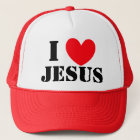 Untitled, I, JESUS Trucker Hat