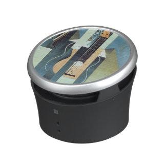 Untitled (oil on canvas) bluetooth speaker