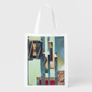 Untitled (oil on canvas) market totes
