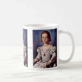 Untitled Portrait Of Bia Coffee Mug