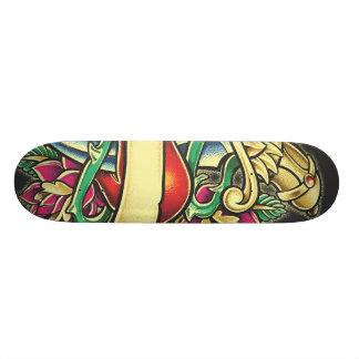 Untitled 21.6 Cm Old School Skateboard Deck