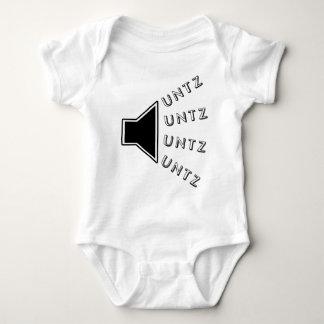 UNTZ speaker Baby Bodysuit