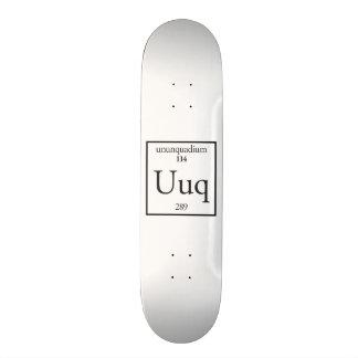 Ununquadium Skate Board