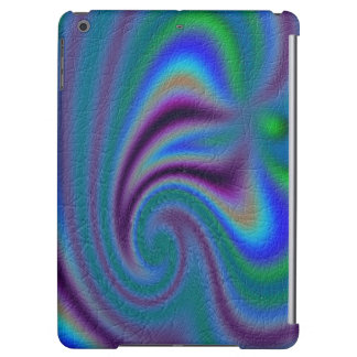 Unusual abstract pattern iPad air cover