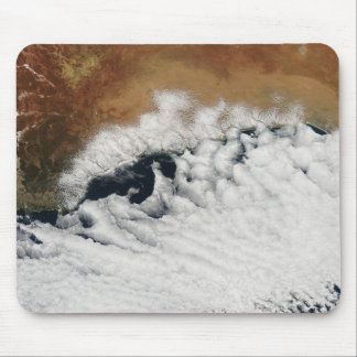 Unusual cloud formations mouse pad