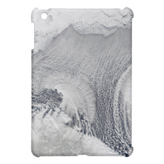 Unusual cloud formations over the Barents Sea iPad Mini Case