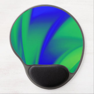Unusual Color Combo Gel Mouse Pad