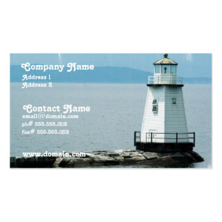 Unusual Lighthouse Busness Card Pack Of Standard Business Cards