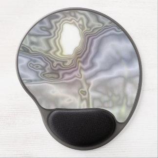 Unusual modern art gel mouse mat