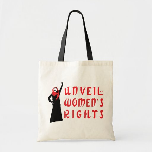Unveil Muslim Women's Rights Bags