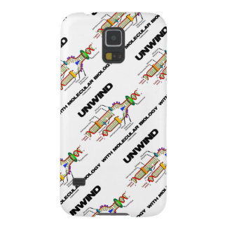 Unwind With Molecular Biology (DNA Replication) Galaxy S5 Cover