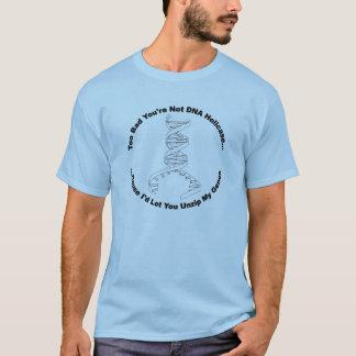 Unzip My Genes T-Shirt