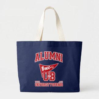 UofB Alumni Jumbo Tote Bag