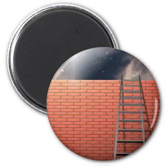 Up 6 Cm Round Magnet