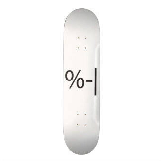 up all night.ai 21.3 cm mini skateboard deck