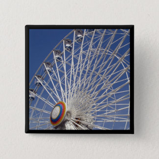 Up and Away 15 Cm Square Badge