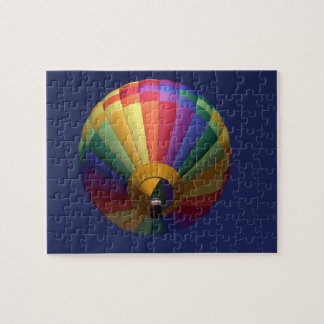 Up and away jigsaw puzzle