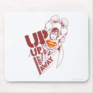 Up and Away Mouse Pad