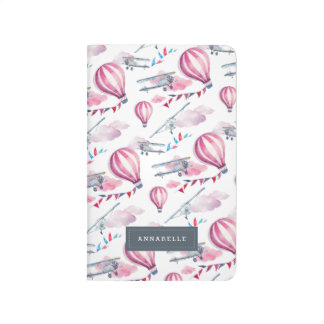 Up and Away Personalized Journal