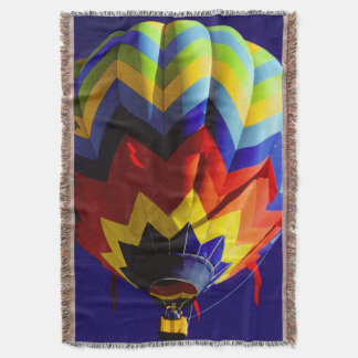 Up and Away Throw Blanket
