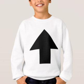 up arrow sweatshirt