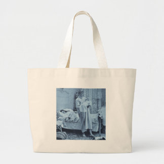 Up at 3 am - Vintage Tote Bag