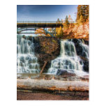 Up Gooseberry Falls