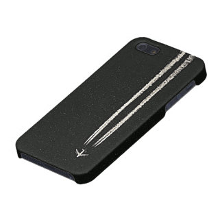 Up in the Sky/High Altitude Airplane Contrail Case For The iPhone 5