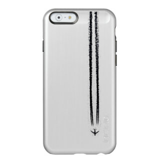 Up in the Sky/High Altitude Airplane Contrail Incipio Feather® Shine iPhone 6 Case
