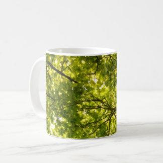 Up in the tree coffee mug