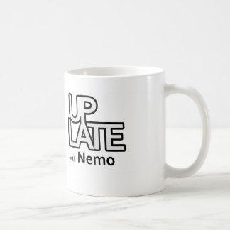 Up Late with Nemo mug