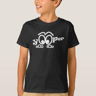 UP Michigan Funny Yooper Kids T-shirt