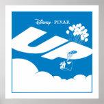 UP Movie Logo - Flat colour - Disney Pixar