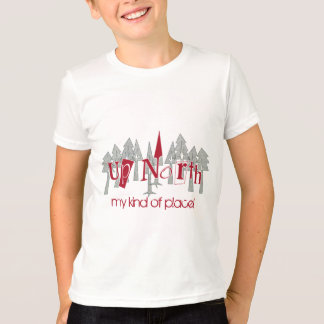 Up North and Trees T-Shirt