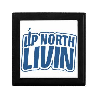 Up North Livin Small Square Gift Box