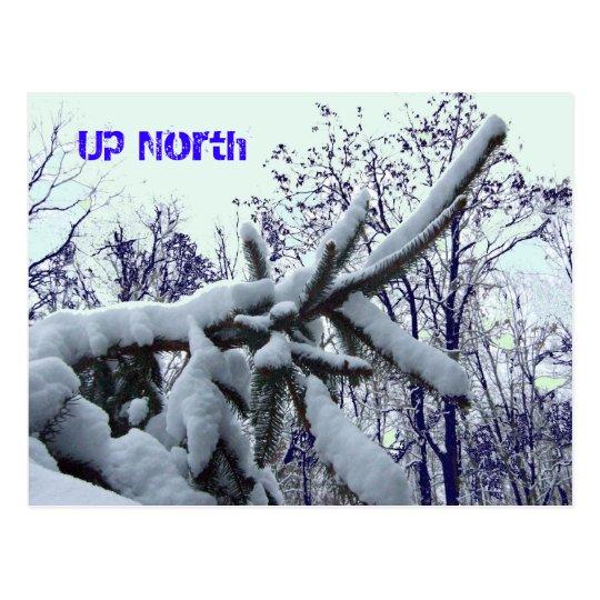 Up North Postcard