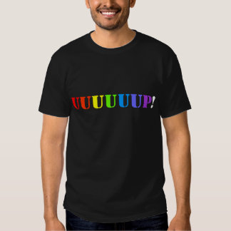 Up! Rainbow T shirt