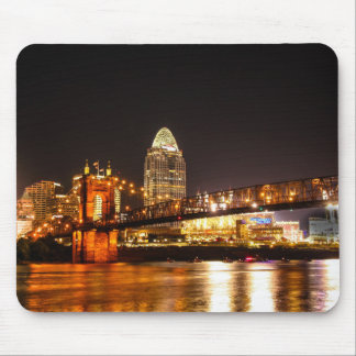Up River Mousepad