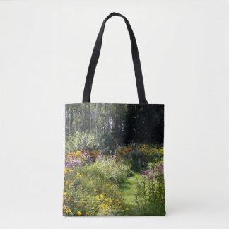 Up the Centre Path Early Fall Tote Bag