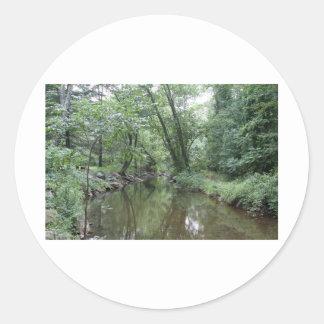 Up the Creek! Sticker