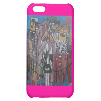 UP TOWN DREAD iPhone 5C CASES