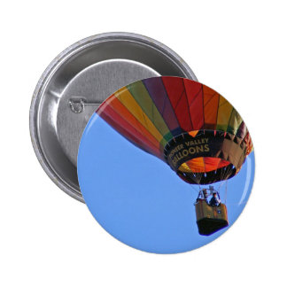 """""""Up, up and away"""" 6 Cm Round Badge"""