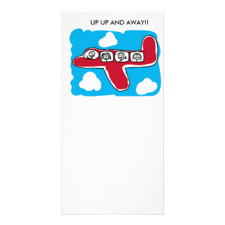 Up Up and Away Card