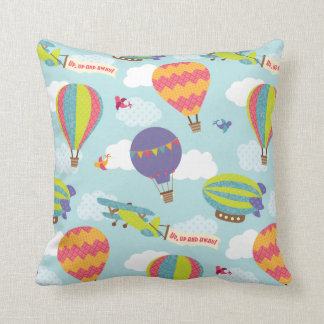 Up, Up and Away Cushion