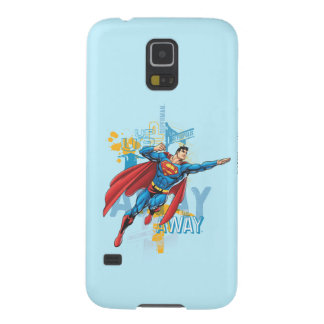 Up, Up and Away Galaxy S5 Covers