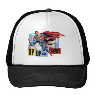 Up up and away mesh hats