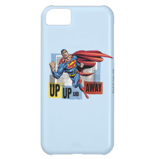Up, up and away iPhone 5C case