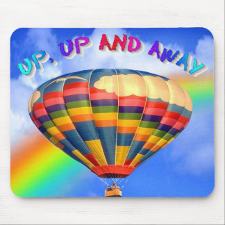 Up Up and Away Mouse Mats